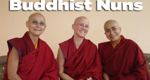 My Evening With Buddhist Nuns – Lessons of Attachment & Letting Go