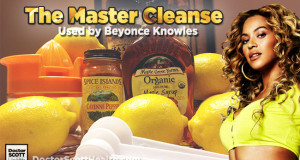 Beyonce Lemon Detox Diet Recipe