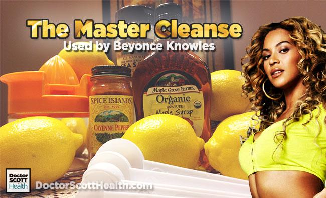 Beyonce Lemon Detox Diet Recipe Doctor Scott Health Blog