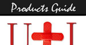 UTI Healing Manual – Products Guide