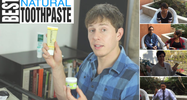 The Best Natural Toothpaste – Top 4 Brands Compared & Reviewed